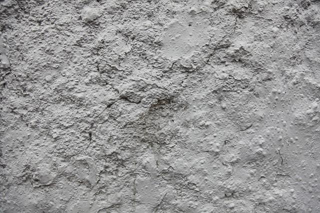 mur de chaux