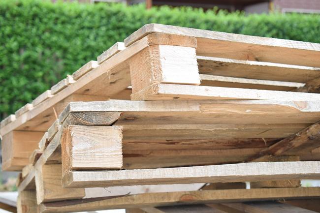 Idée de meubles en bois de palettes