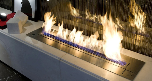 cheminée au bio-éthanol