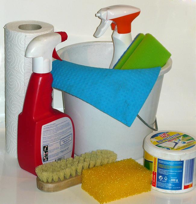 bicarbonate de soude comme produit nettoyant