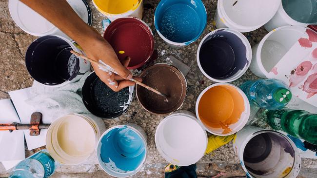 peinture époxy : avantages, inconvénients, application