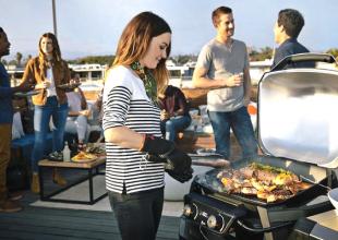 Quand le barbecue devient connecté : une innovation Weber !