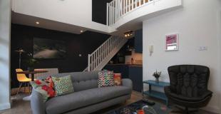 5 idées pour aménager l'espace sous une mezzanine