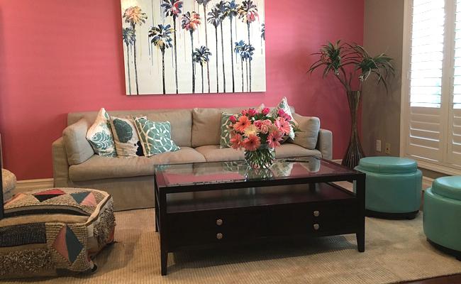 Des meubles et accessoires confortables