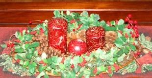 5 idées de décorations de Noël à faire soi-même !