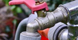 Purger ses robinets et tuyauteries extérieurs pour l'hiver