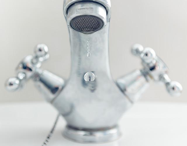 problèmes de robinets qui fuient