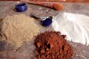 Produits de base pour construction saine