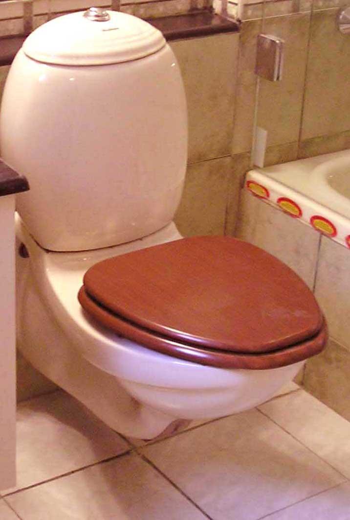 Abattant WC de couleur