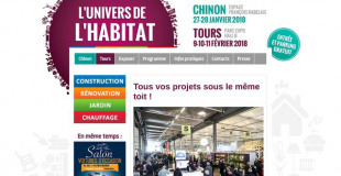 Salon univers de l'Habitat de Tours 2016
