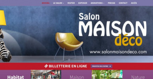 Salon Maison Deco 2016 au Parc des Expositions de Rouen