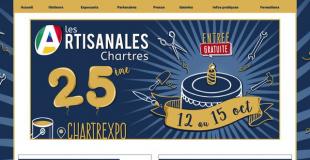 Artisanales de Chartres 2016