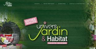 Univers Jardin & Habitat 2017 à Sainte-Maxime (83)