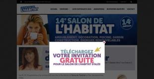 Salon de l'Habitat 2017 d'Alès (30)