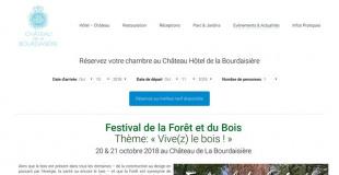 3ème Festival de la Forêt et du Bois au Château de la Bourdaisière - Montlouis-sur-Loire (37)